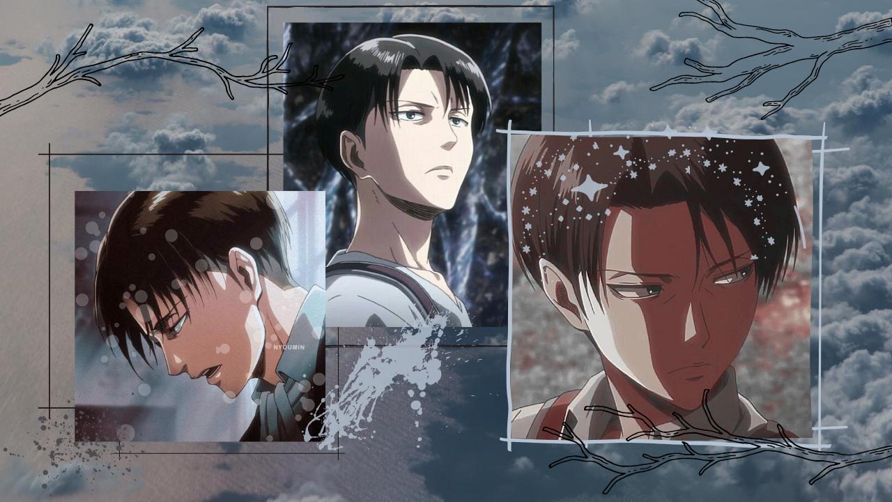 Levi Wallpaper Anime Wallpaper Cute Desktop Wallpaper Wallpaper