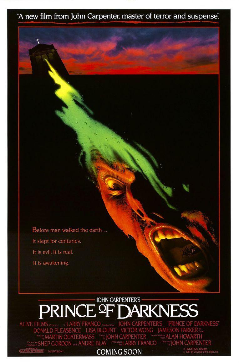 "Prince of Darkness (1987) ""O Príncipe das Sombras"""