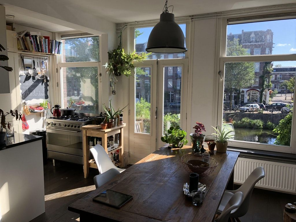 My Airbnb in Amsterdam : CozyPlaces | Cozy apartment