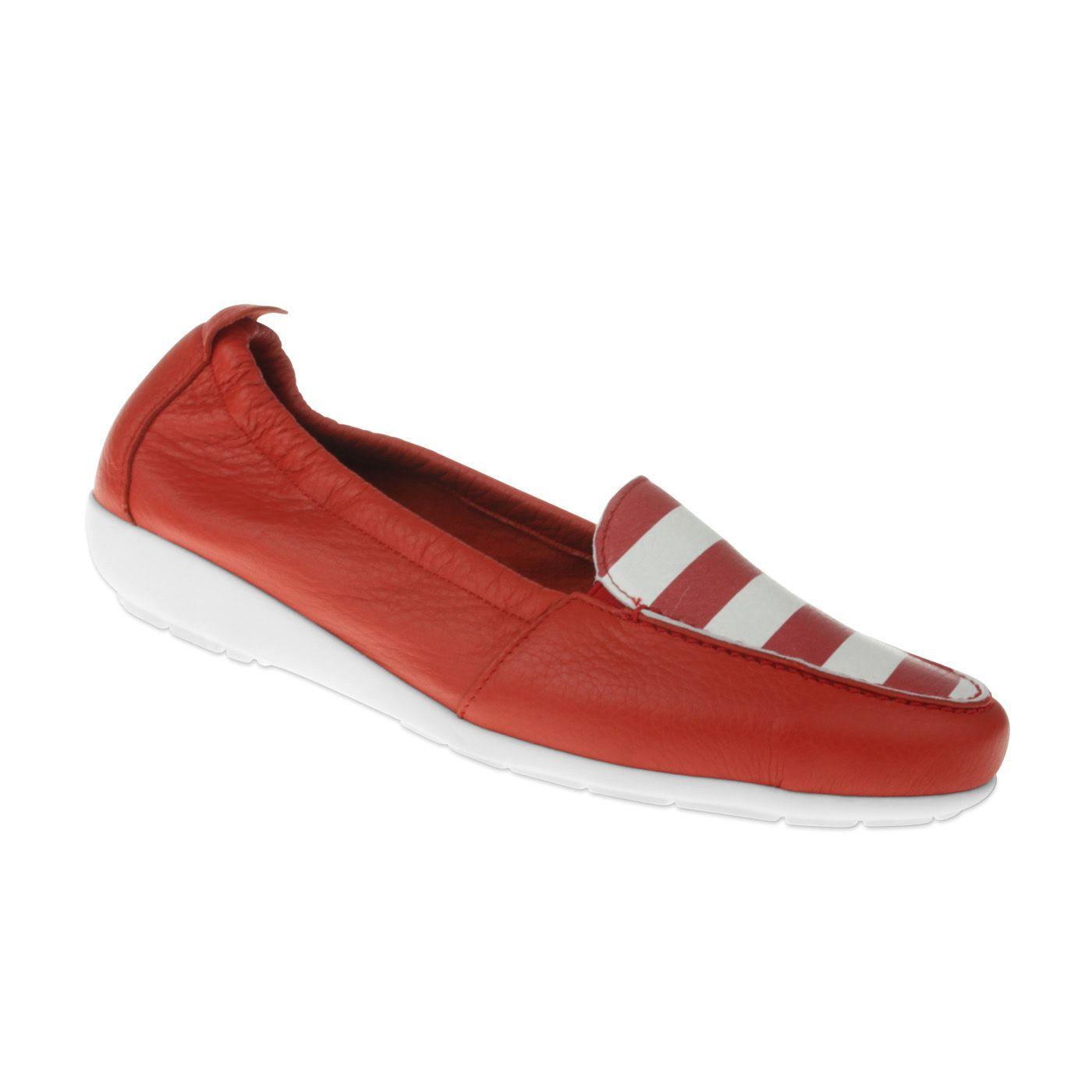 Moderner Mokassin In Weite H Von Natural Feet Aus Echtem Hirschleder Fur Damen Mokassins Damenschuhe Schuhe Fur Einlagen
