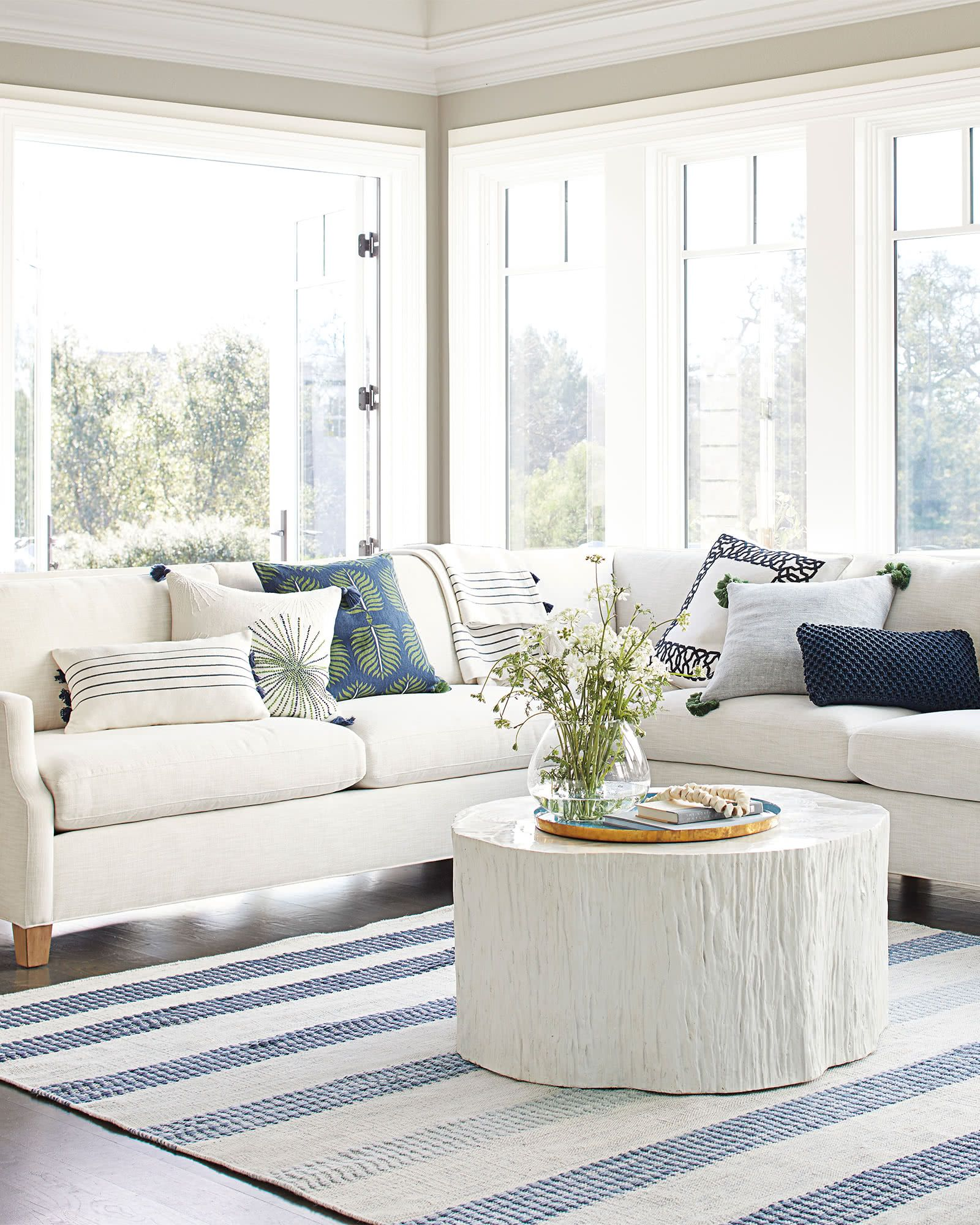 Truro Coffee Table Blue Decor Living Room Furniture Living Room Decor