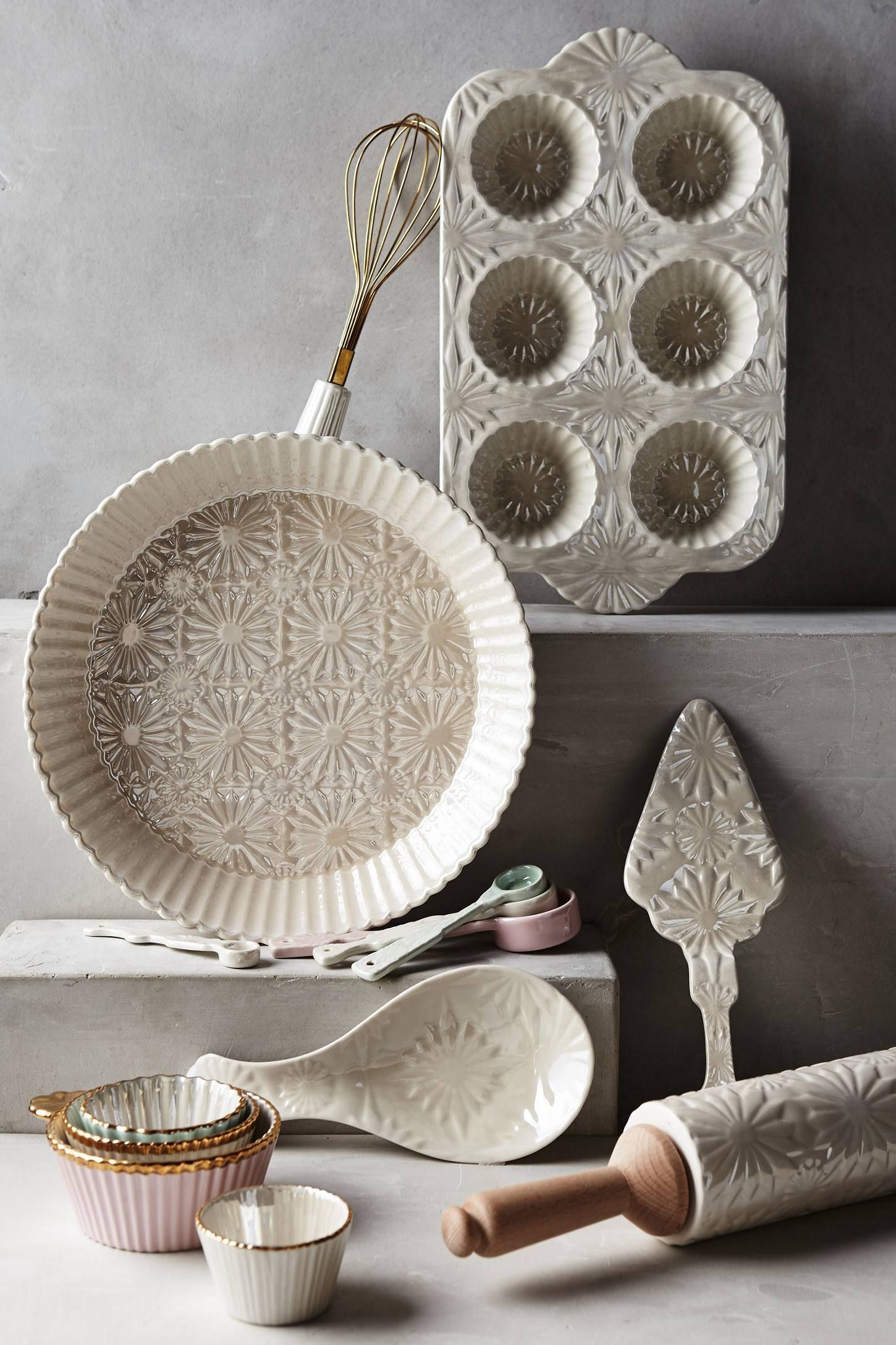 Anthropologie S New Arrivals Baking Essentials Baking