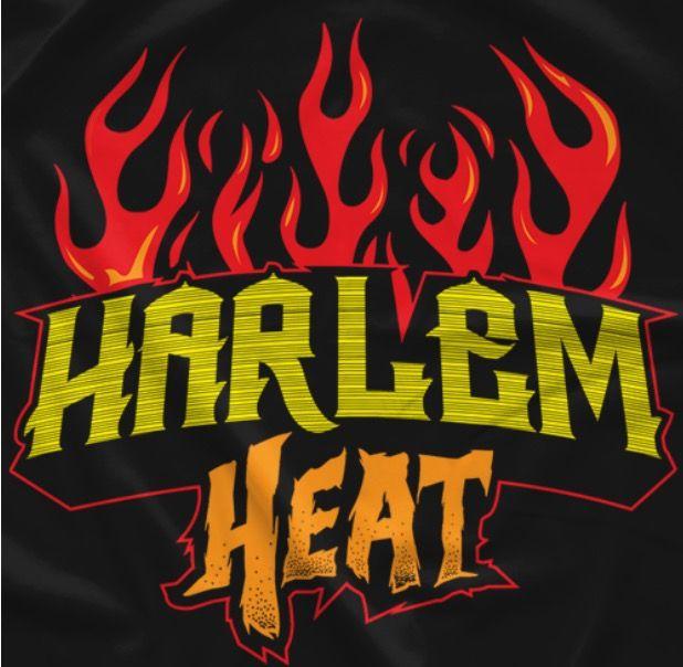 Harlem Heat Stevie Ray Booker T Logo Wcw Harlem Heat Harlem Booker T