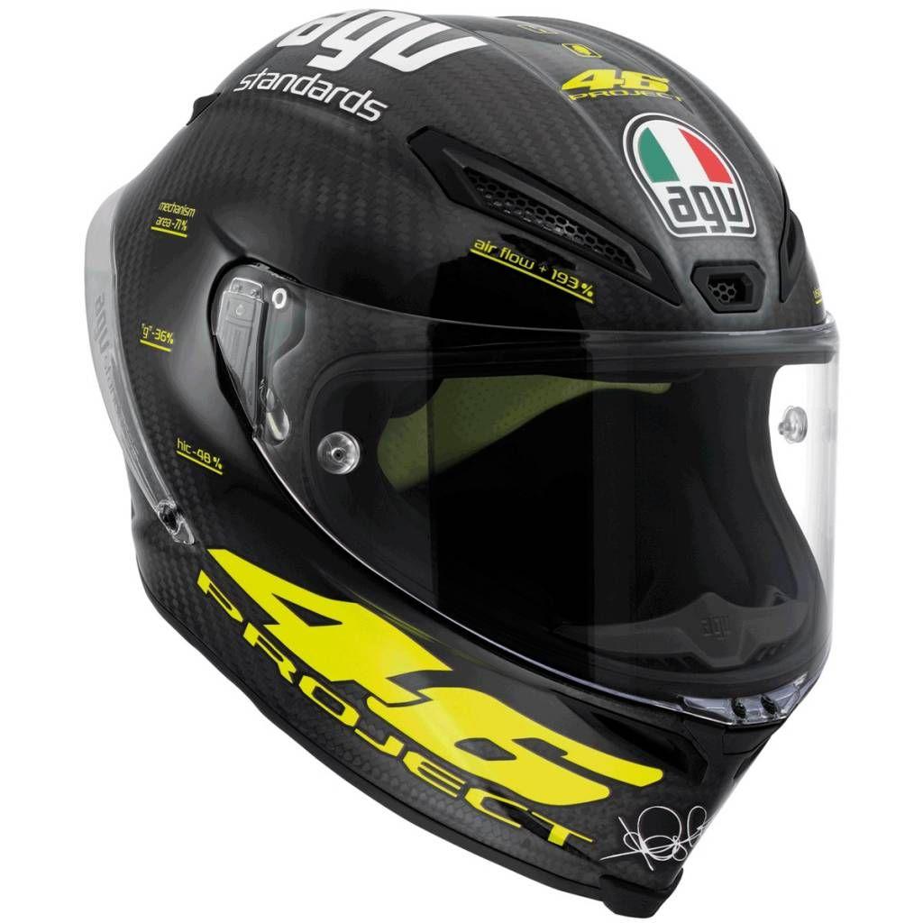 AGV Pista GP Project 46 Valentino Rossi CARBON