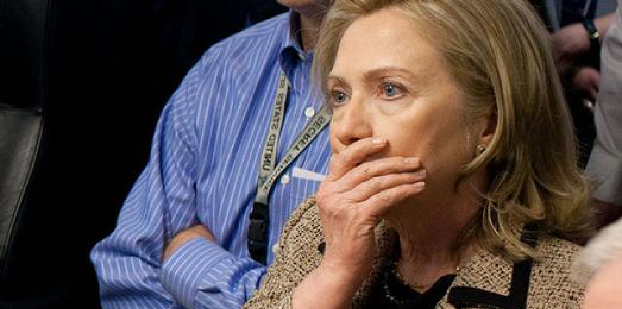 WHOA: Hillary video surfaces that has liberals SCRAMBLING – American Spotlight