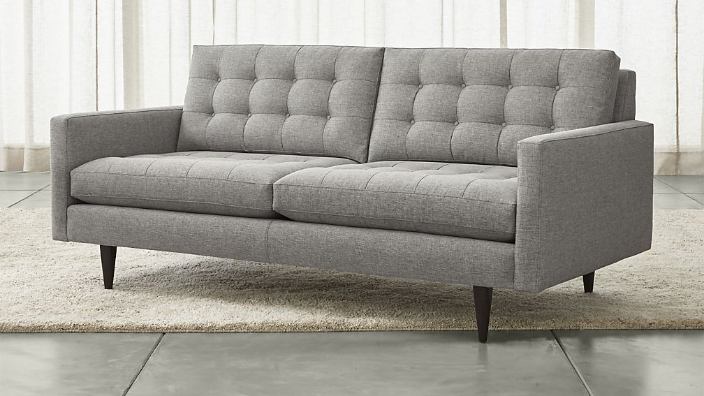 TOV Furniture The James Collection Mid Century Modern Linen Fabric