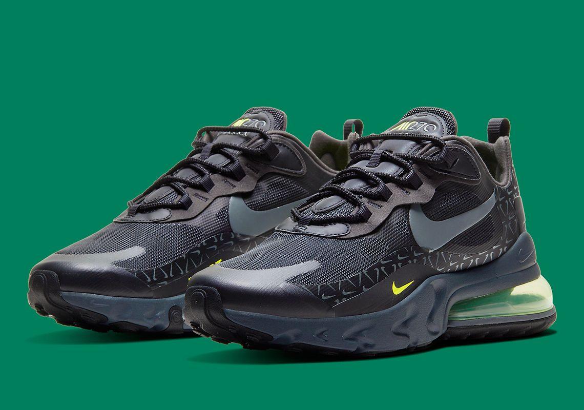 Nike Air Max 270 React CT2538 001 Release Info   Nike, Air