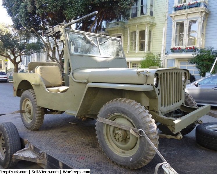1942 Ford Gpw Original Ford Script Used Jeep Willys Willys Jeep