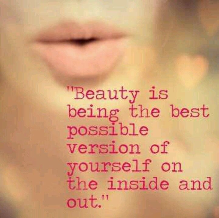 And They Say Beauty Is Only Skin Deep Quotes Pinterest