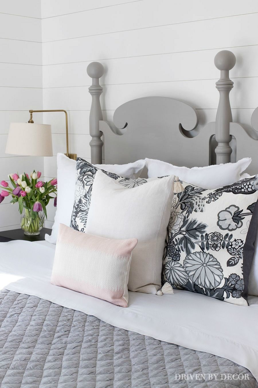 Ideas For Organizing Refreshing Your Bedroom For Spring