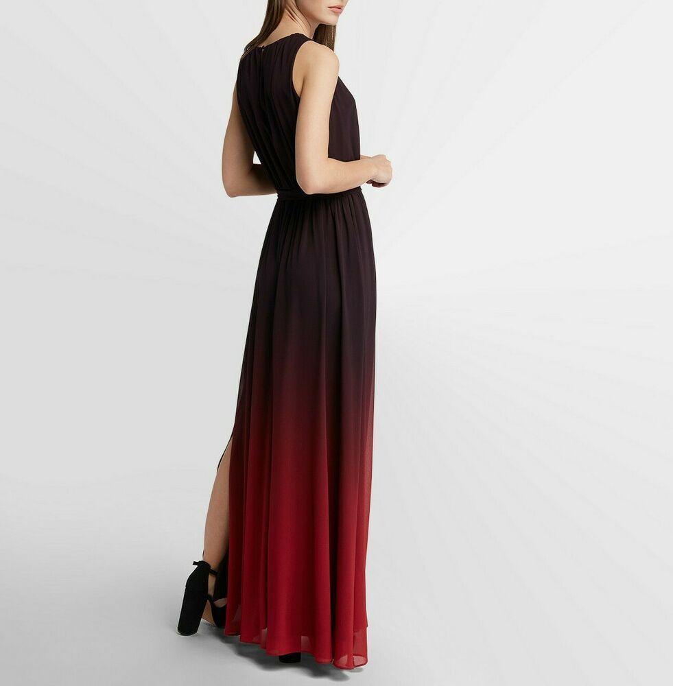 APART Chiffonkleid Maxikleid Damenkleid Abendkleid Ball lang