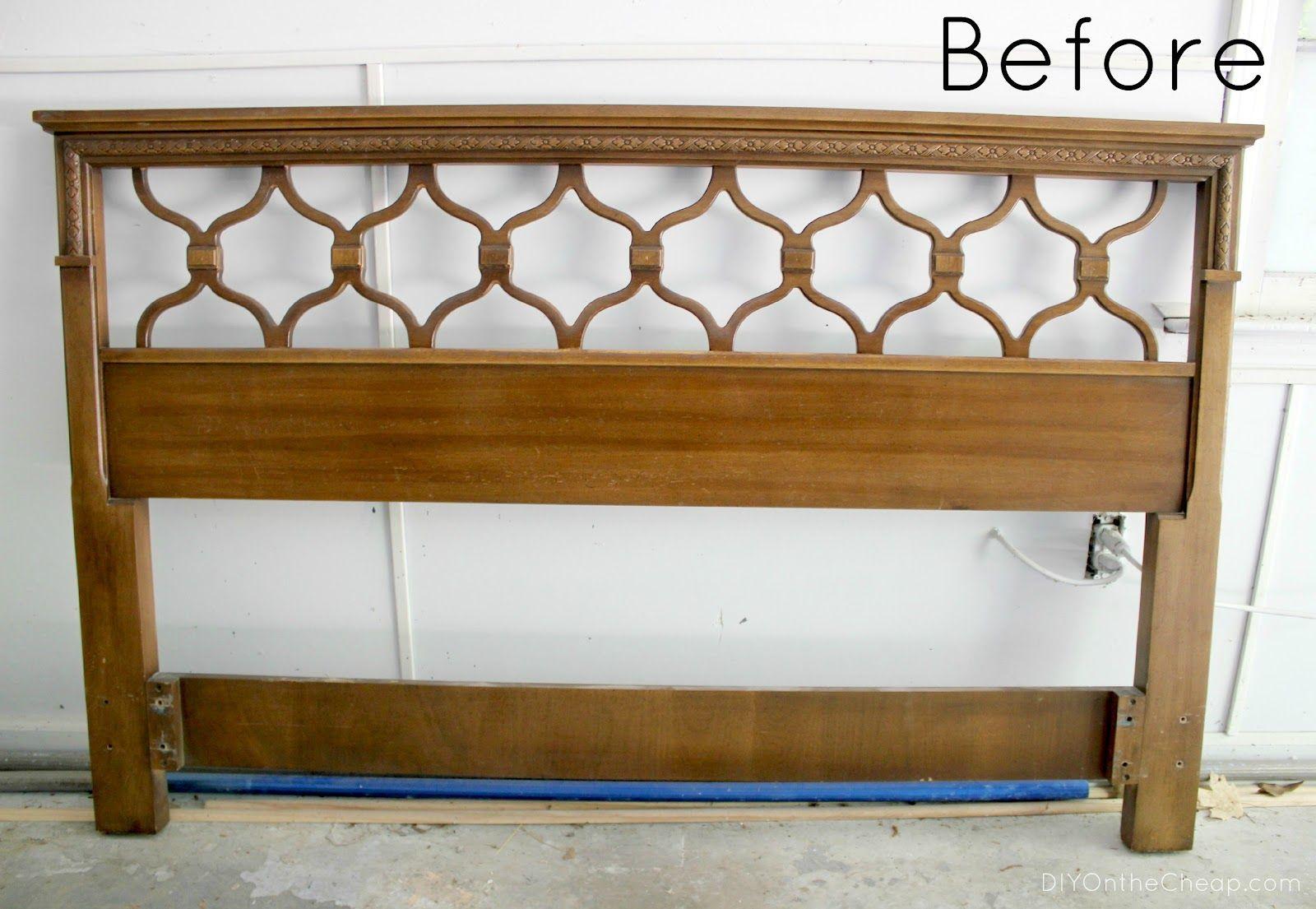 Diy Wood Headboard Diy Headboards 62 Diy Cool Headboard Ideas Easy Upholstered