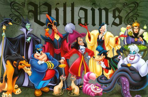 Disney Schurken Disney Stuff Disney Villains Disney Und List Of