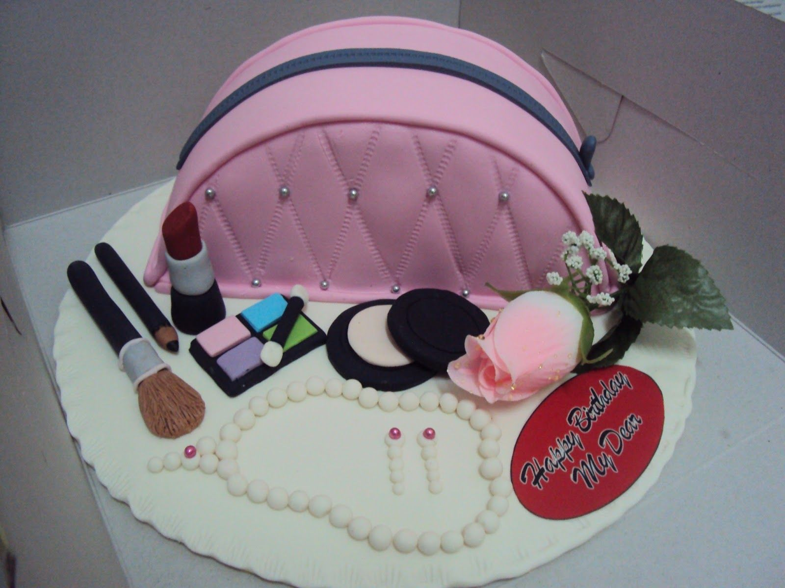 L'mis Homemade Cakes Ipoh Tel : 012-5991233 : Cosmetic Set 3D ...
