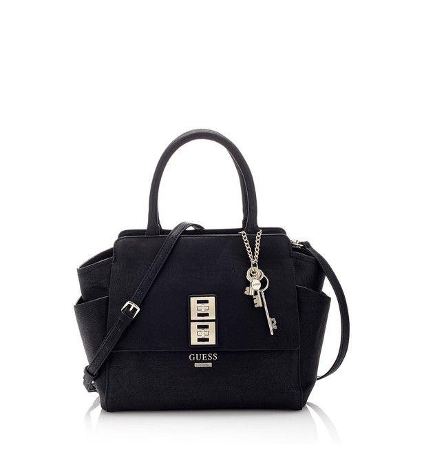 Handbags Block Satchel Color Guess Pierce Sac 46wFw7q