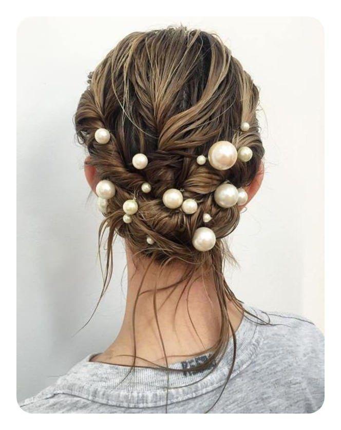 +15 beste einfache Frisuren für nasses Haar 2018_Einfache Frisuren #easyhair