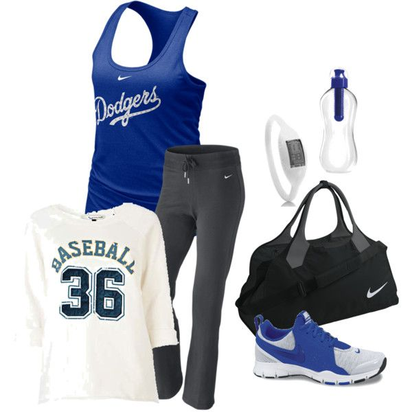 Designer Clothes Shoes Bags For Women Ssense Football Outfits La Dodgers Outfit Dodgers Outfit
