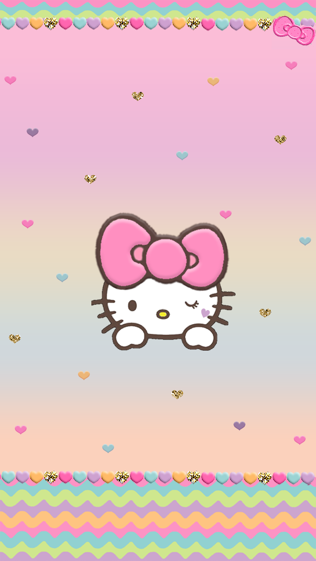 Love pink wallpapers hello kitty pinterest pink wallpaper hello kitty wallpaper thread page 12 voltagebd Image collections