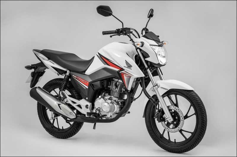 Honda Titan e Fan ganham motor 160cc e retoques no visual - Duas Rodas - Notícias, Testes, Vídeos e Lançamentos de Motos