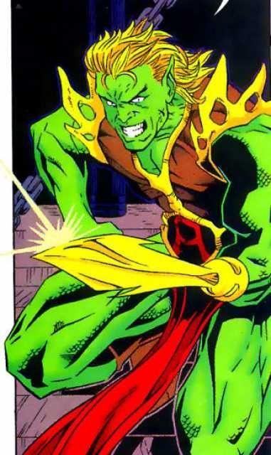 Kordax (Character) - Comic Vine   AQUAMAN'S ENEMIES   Comics