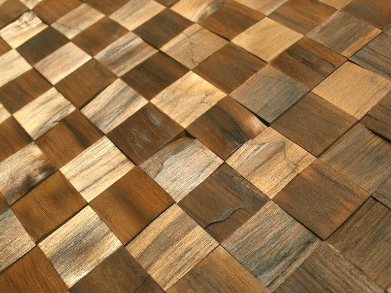 Pin By Toscana On Under Your Feet Teak Mosaic Dune