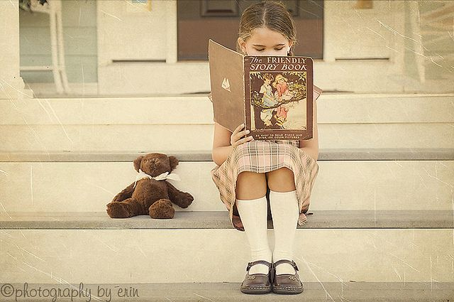 Sagittarius is the sign of knowledge. Books can be the only thing to calm your wild little Archer.