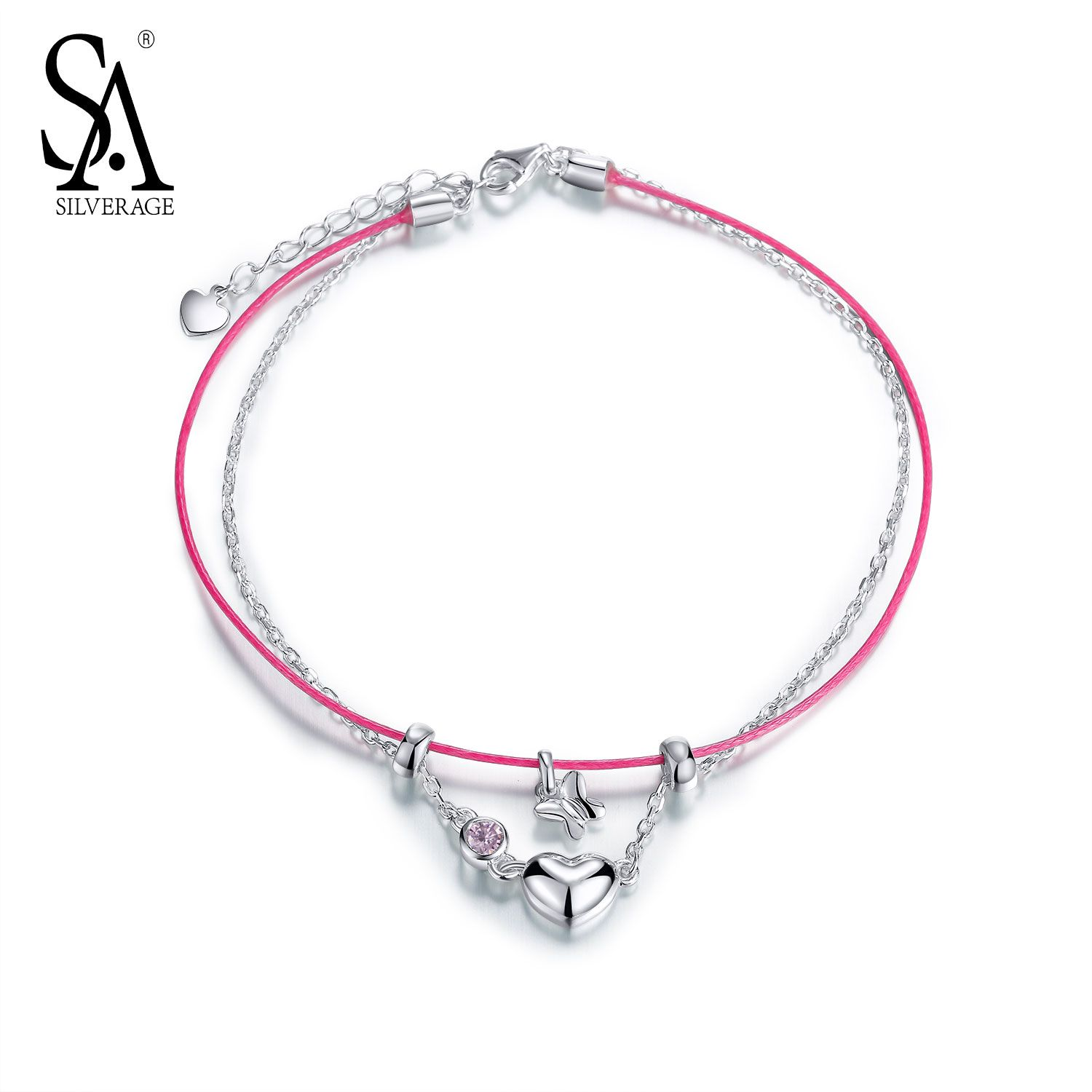 anklet fine com ankle italy jewelry bracelet chain bling dp singapore amazon silver sterling anklets