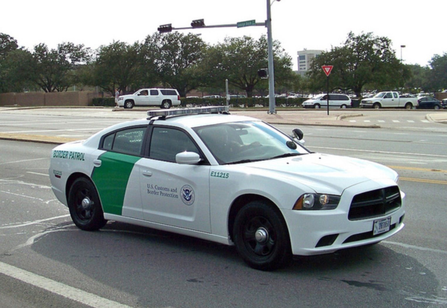 U S Border Patrol Dodge Charger Emergency Vehicles Us Police Car Police Cars