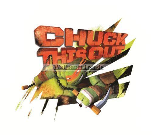 4 x4  Mikey Michael Teenage Mutant Ninja Turtles Vinyl Wall Decals Stickers ...  sc 1 st  Pinterest & 4