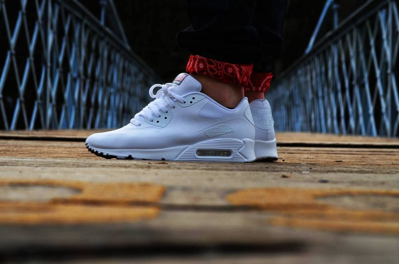 Nike Air Max 90 Hyperfuse Independence Day Navy
