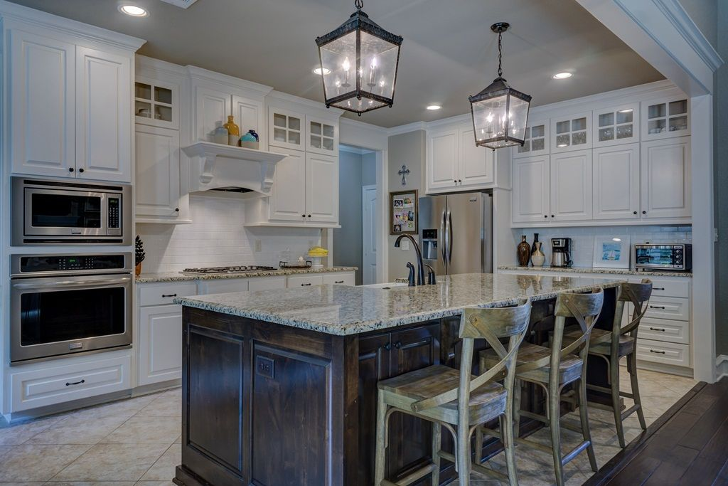 Kitchen Cabinet Colors 2020.2020 Hot Trends For Choosing Kitchen Countertop And Cabinet