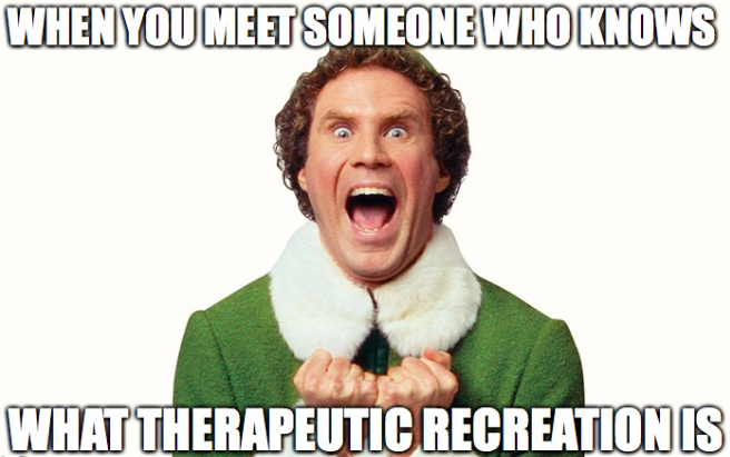 therapeuticrecreation rectherapy recreationtherapy