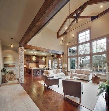 Wood Floor Transitions Design Ideas, Pictures, Remodel, and Decor - page 15