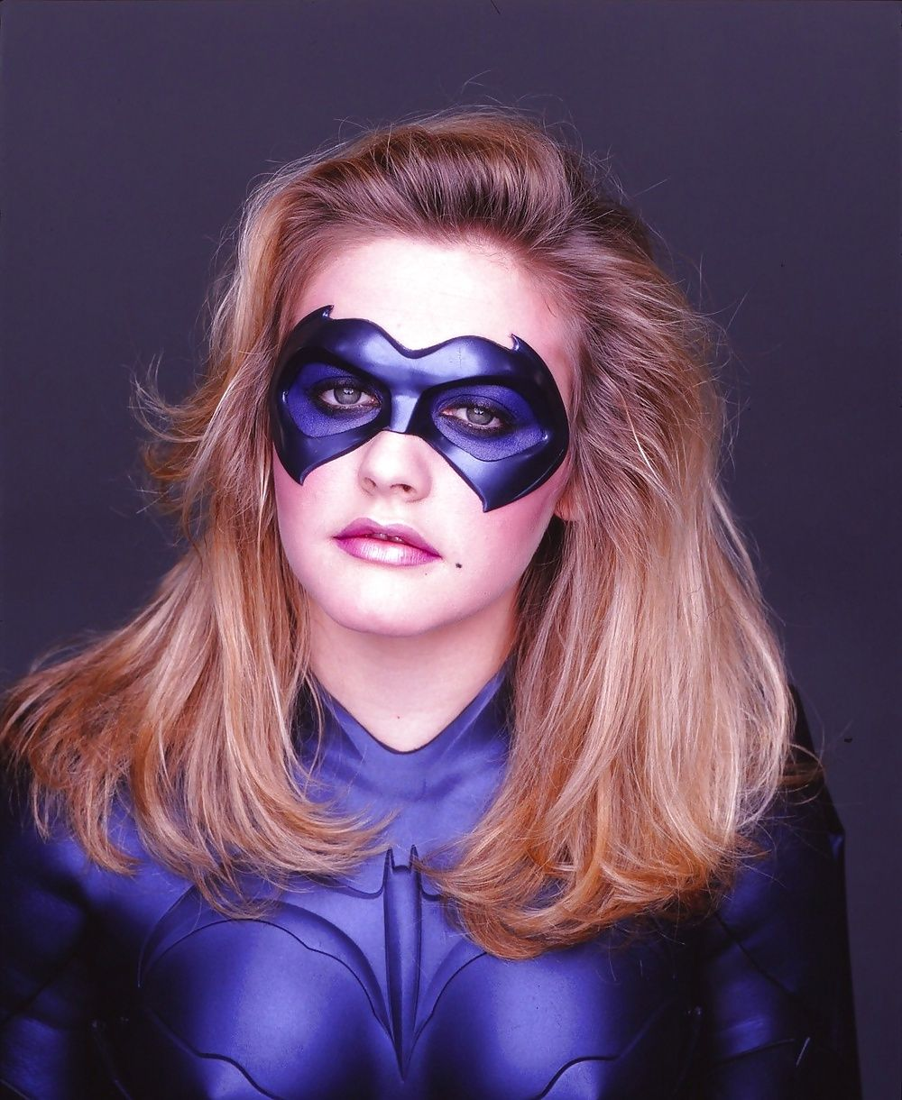 Alicia Silverstone as Barbara Wilson / Batgirl - Batman