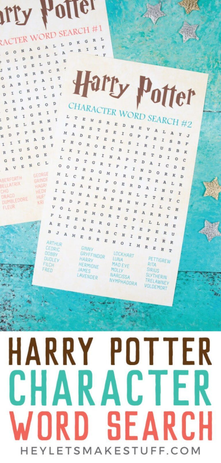 Throwing A Harry Potter Party Want A Fun Game That Will Take You Back To Hogwarts Downloa Harry Potter Word Search Harry Potter Words Harry Potter Printables