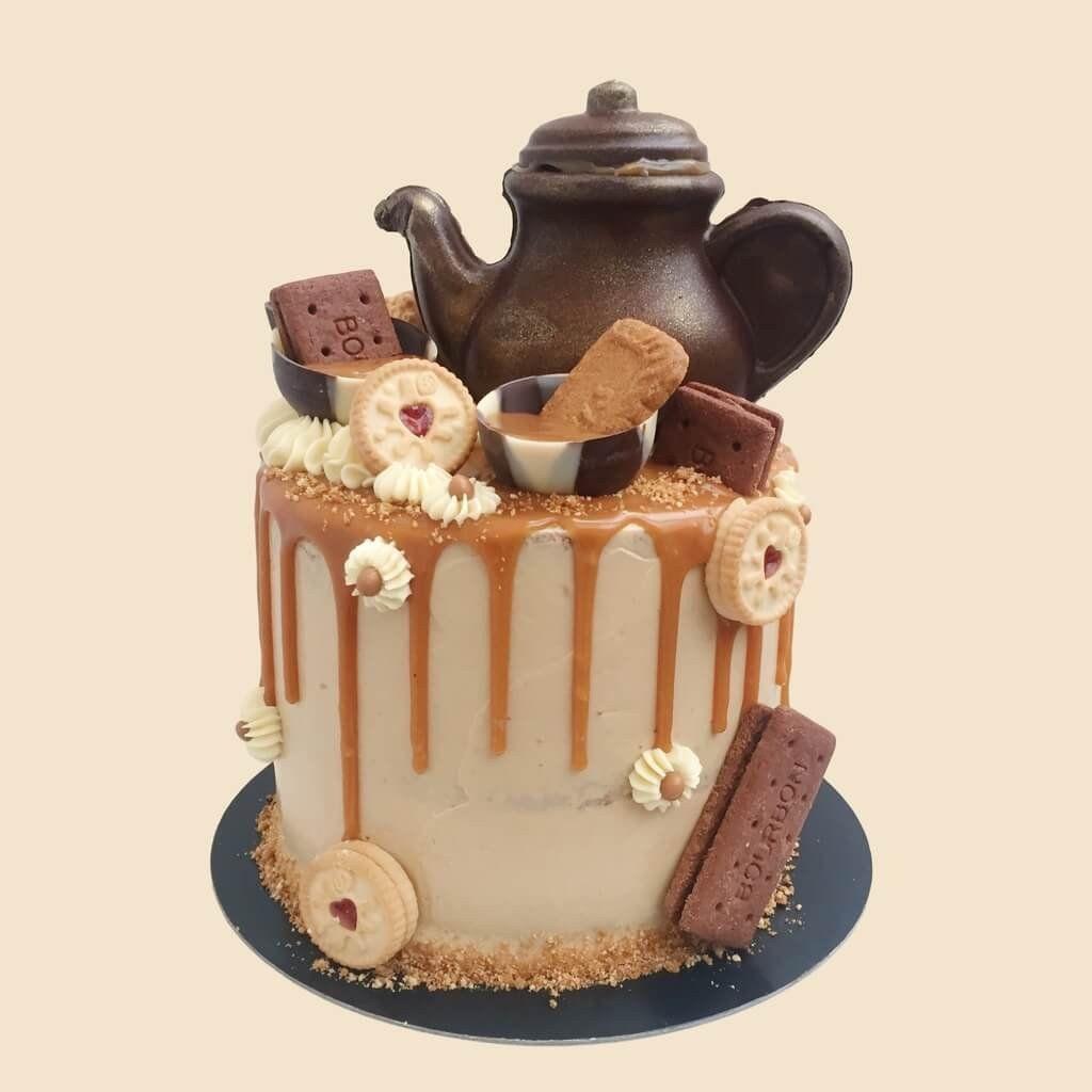 Tea Time Treats Cake