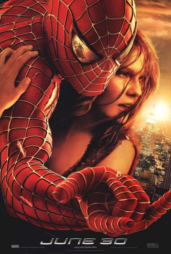 Spider Man 2 11x17 Movie Poster 2004 Spider Man 2 Spiderman Man Movies