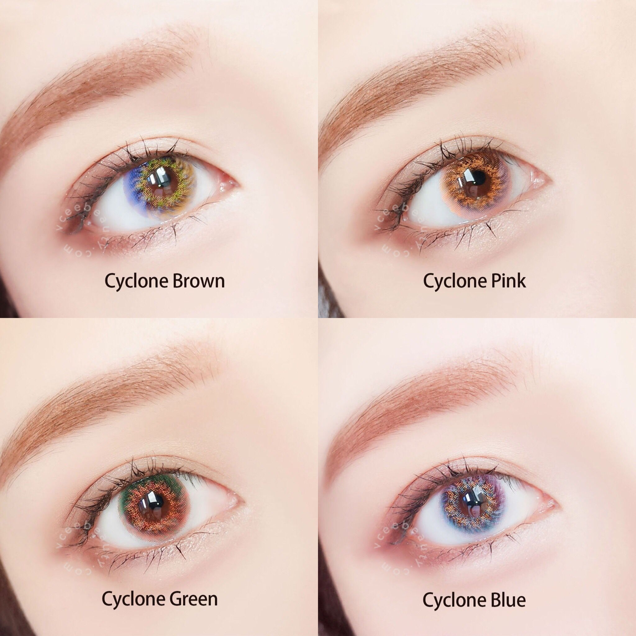 Order Vcee Dreamy Contacts Circle Lenses Prescription Contacts Online Vceebeauty Contact Lenses Colored Circle Lenses Trendy Eyeshadow