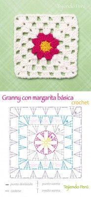 gorro a crochet con trenzas de hojas y flor 3d en punto