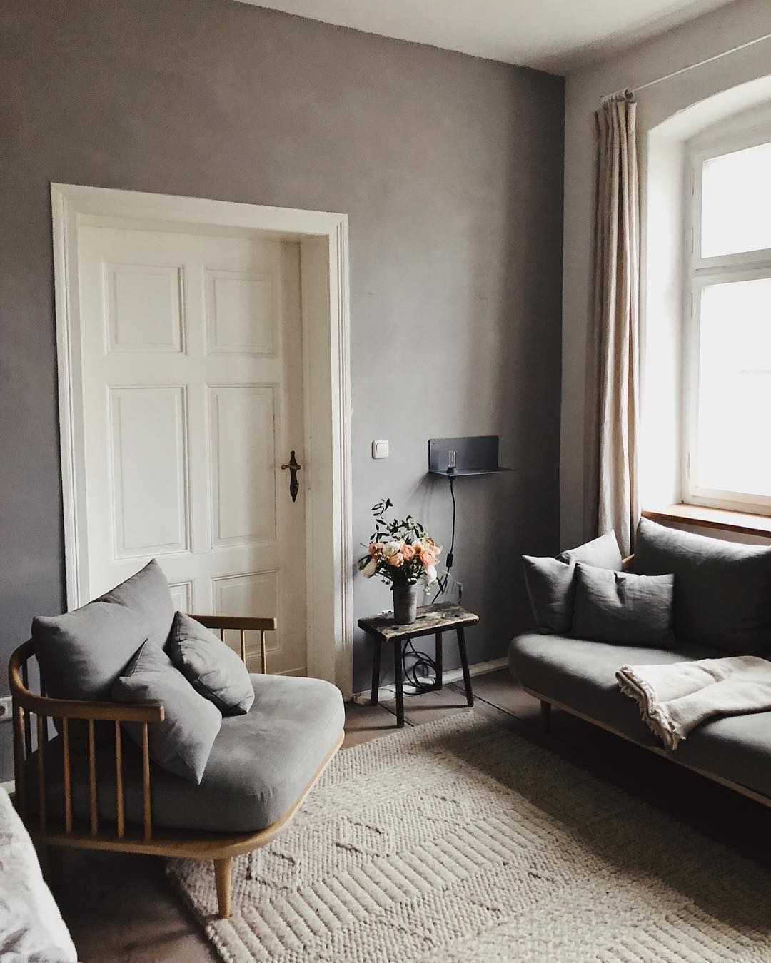 Laura Nora On Instagram Our Favorite Spot During Winter Time Interior123 Interiorforinspo In Living Room Scandinavian Living Room Interior Home