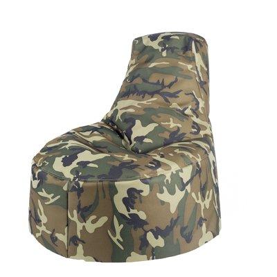 Durable Camo Bean Bag Chair For Freeport Park Http Delanico Chairs Aurore Kids 734437063