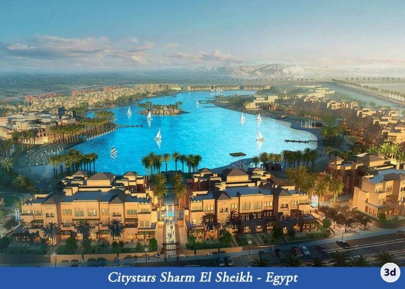 Proyecto Citystars Sharm El Sheikh Egypt Sharm El