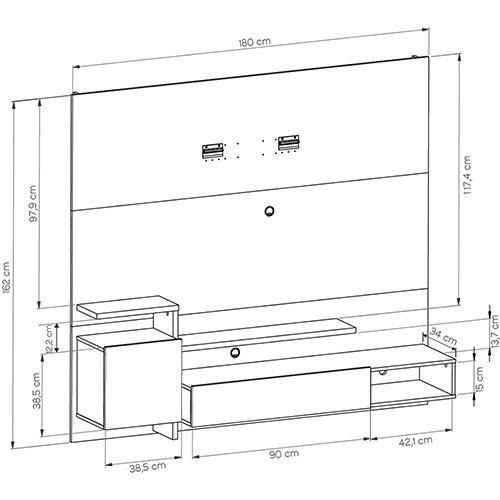 Imagem Relacionada Muebles Medidas Tv Ideias Para Mobilia Painel De Madeira Moveis De Canto