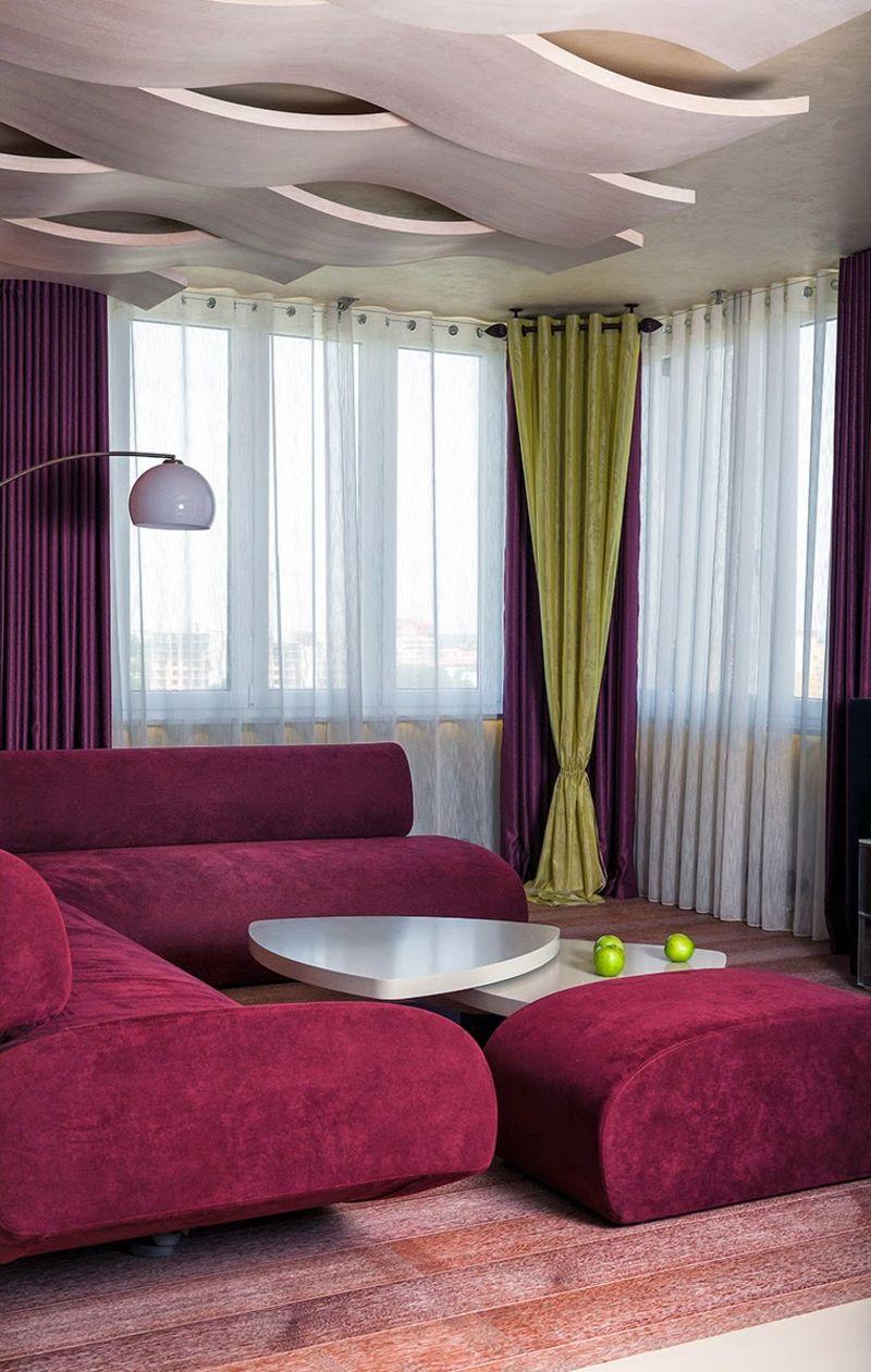 Wohnzimmer Decken Gestalten U2013 Der Raum In Neuem Licht #decken #gestalten  #licht #