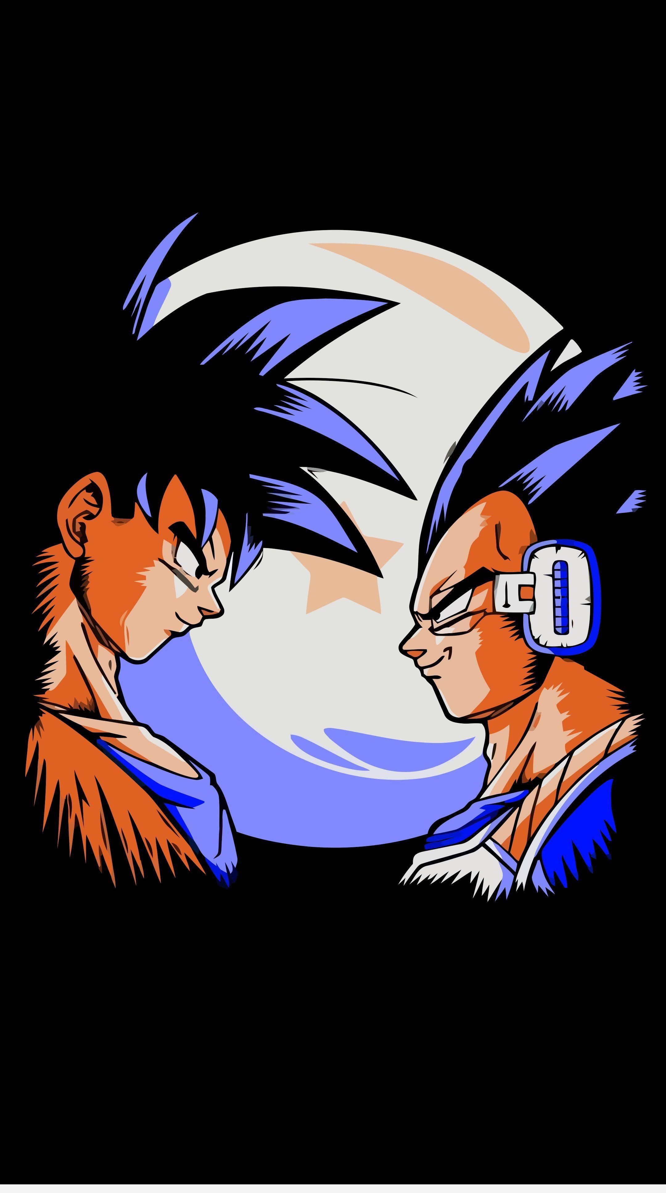 Image Result For Vegeta Phone Wallpaper Dragonball Z Dragon Ball Gt Dragonball Anime