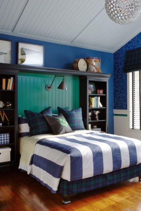 20+ Awesome Teenage Boys Bedroom Design Ideas images