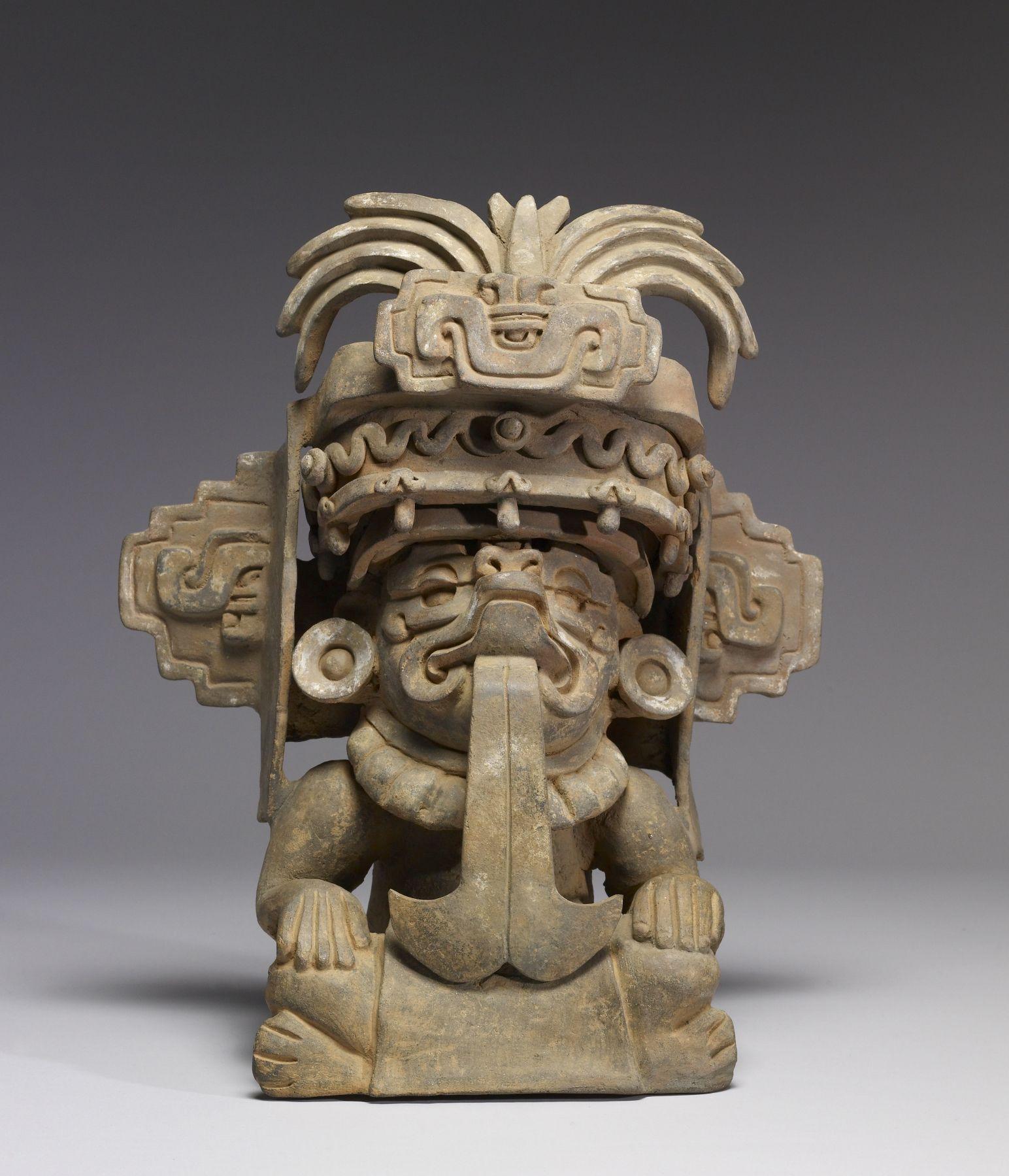 Ancient Zapotec Art