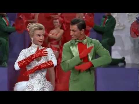 """White Christmas (1954), """"Mandy"""" by Vera-Ellen... one of my favorite numbers from one of my FAVORITE movies!"""