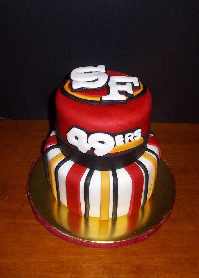 Ers Football Birthday Cake