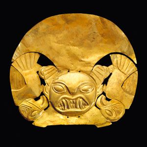 The exhibition Inca - Gold Treasures